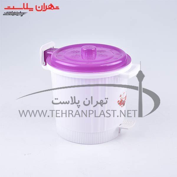سطل پدالي دانش آموز بابک
