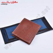 کیف پول مردانه زیپ دار