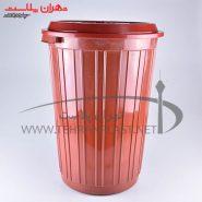 سطل زباله60ليتر راگا بابک