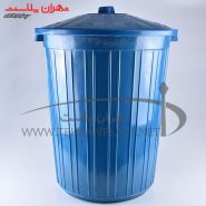 سطل زباله80ليتر راگا بابک
