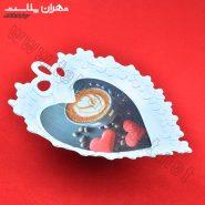 سيني قلبي عکسدار پارسه