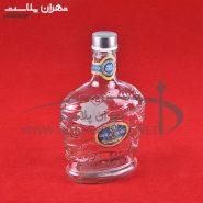 بطري آب رويال گل رز