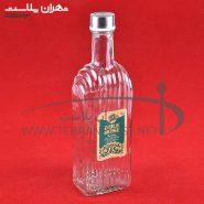 بطري آب الماس گل رز
