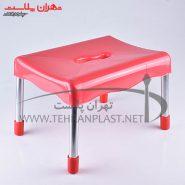 چهارپايه فلزي آسا