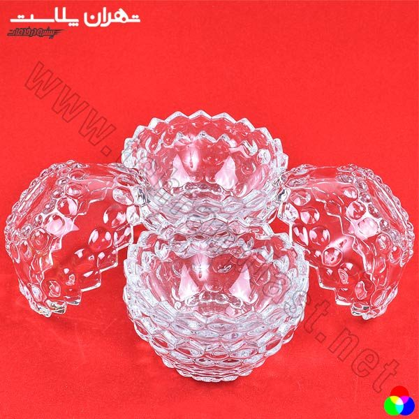کاسه کوچک ياقوت اصفهان کادويي